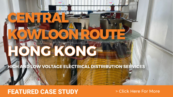 central kowloon route hong kong electrical distribution
