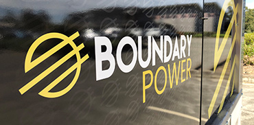 Boundary Power Stand-Alone Power Systems
